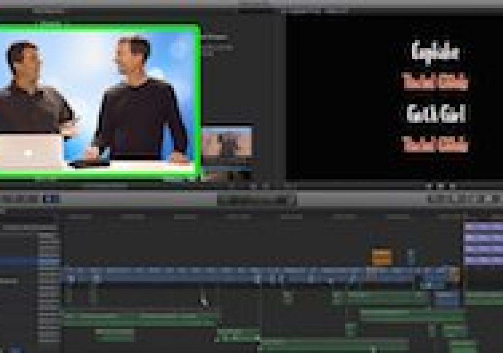 Fixing Titles in Final Cut Pro X 1