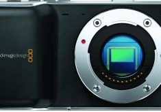 Half-Priced Pocket Cinema Camera