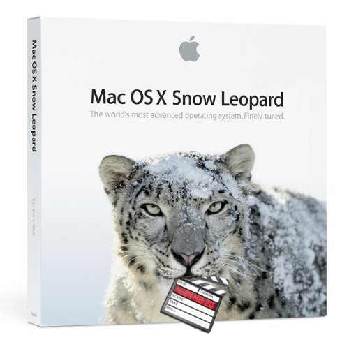 Kicking the tires on Snow Leopard and doing some edit work too 1