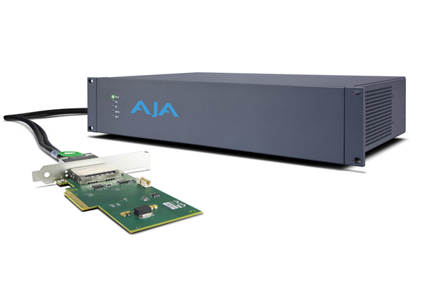 AJA Announces Corvid Ultra, Multi-Format I/O Supporting 2K, 4K Workflows and Scaling 1