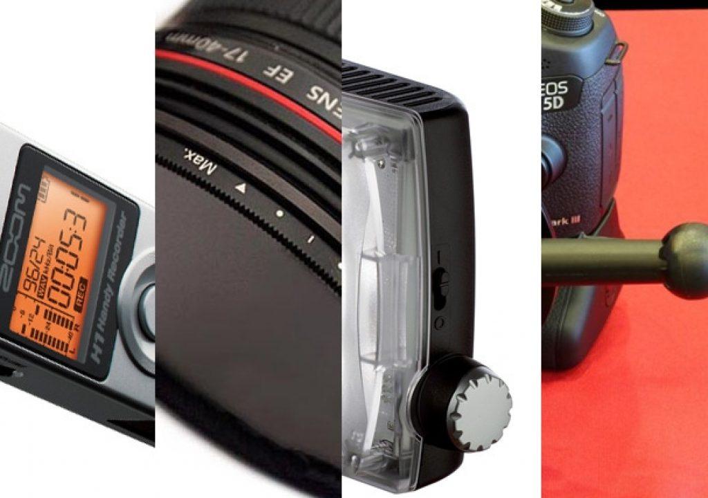 Essential Kit for DSLR Videography 13