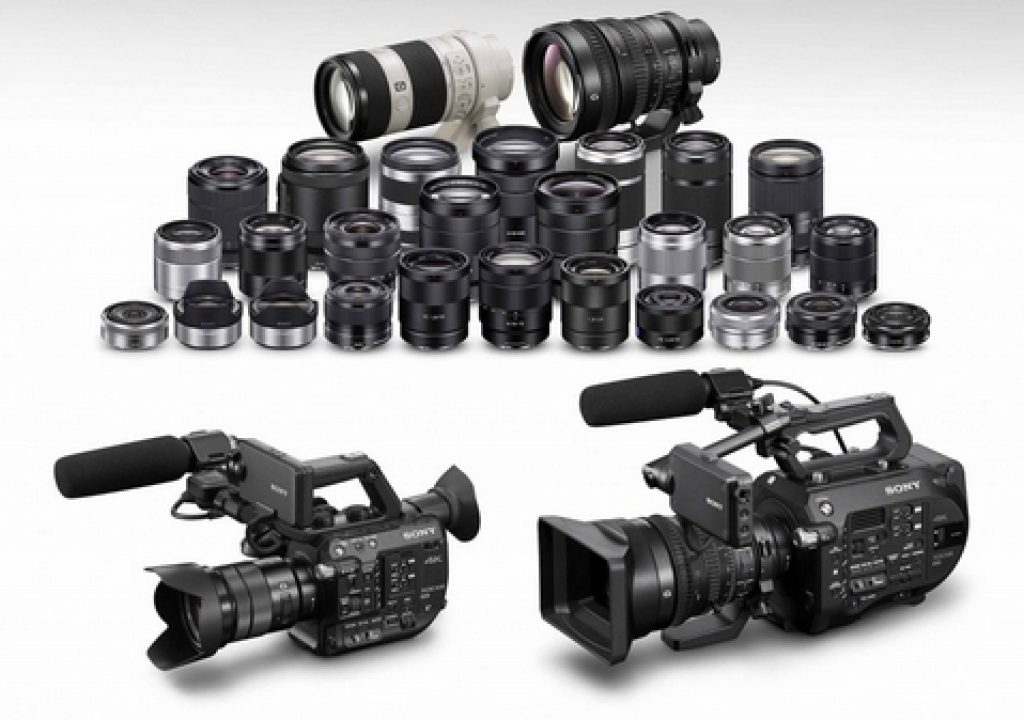 Sony Expands Large Sensor Camera Family with PXW-FS5 4K Compact Super35 Camcorder 1
