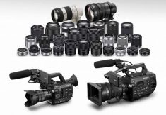 Sony Expands Large Sensor Camera Family with PXW-FS5 4K Compact Super35 Camcorder