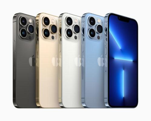 iPhone 13 Pro: ProRes, 1TB capacity, rack focus (auto or manual) 3
