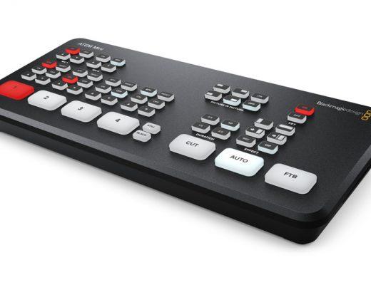 Blackmagic Design Announces New ATEM Mini