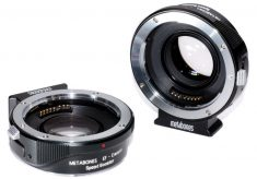 Metabones® and Caldwell Photographic jointly announce a revolutionary accessory called Speed Booster