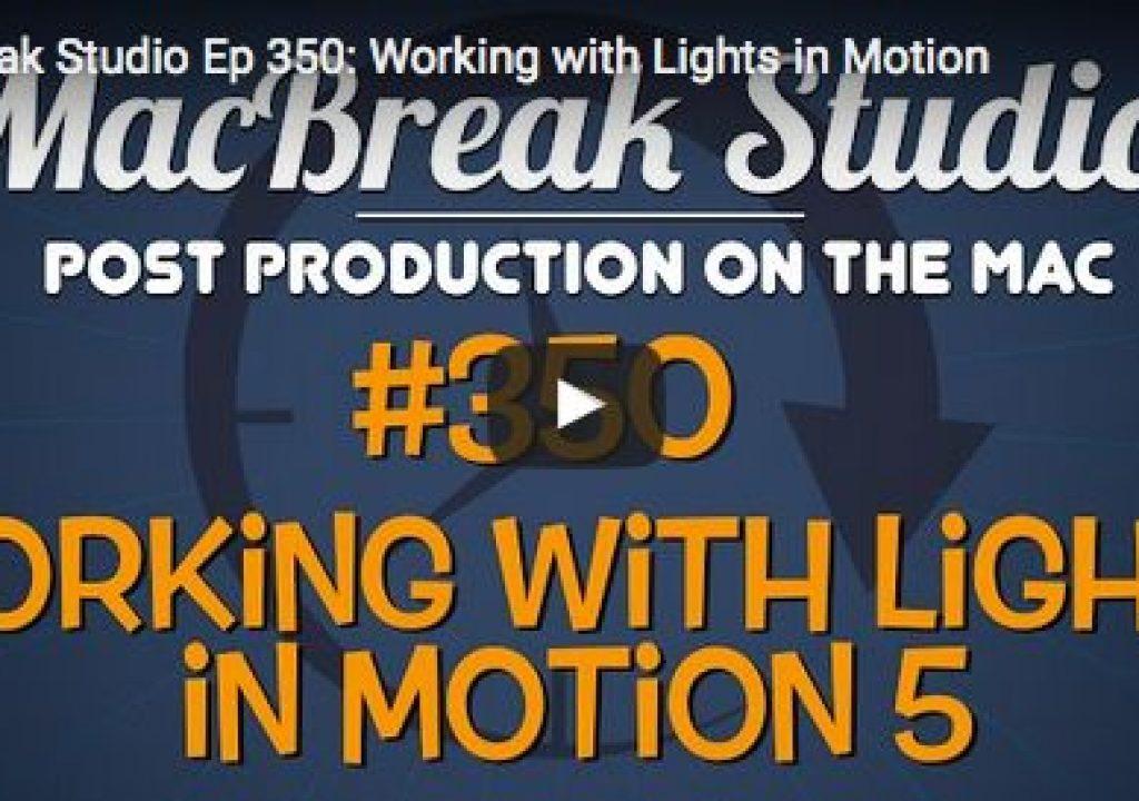 Light Types in Motion 1