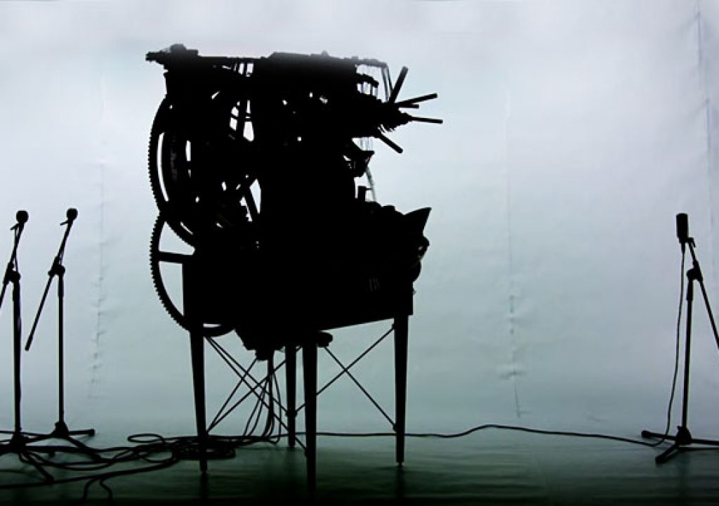 From stop-animation to the Marble Machine 1
