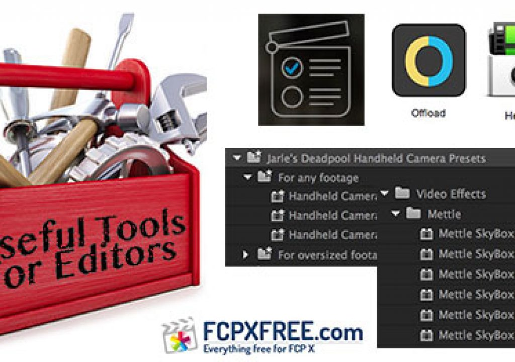Useful Tools for Editors - New Website Edition v2.0 1