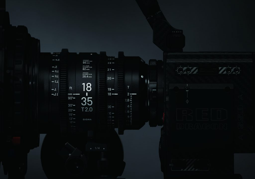 SIGMA Announces New Cine Lenses 1