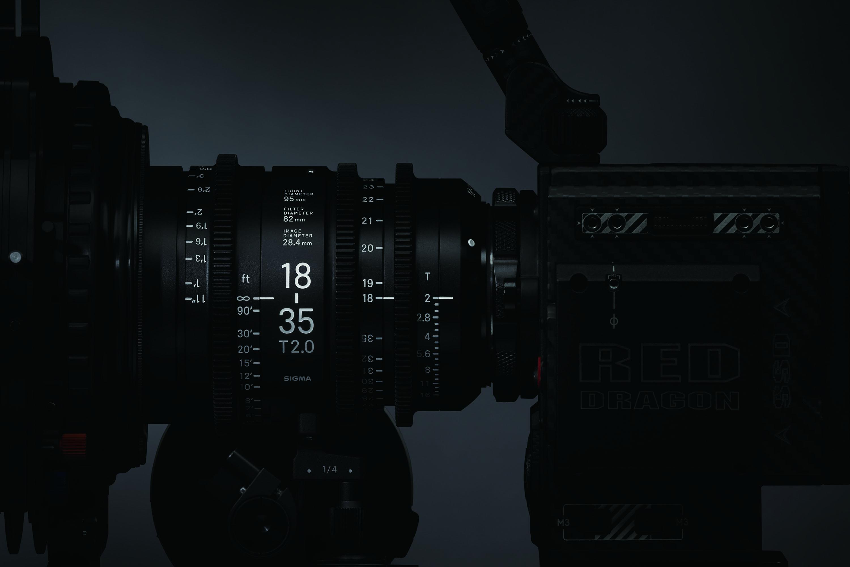 SIGMA Announces New Cine Lenses 2