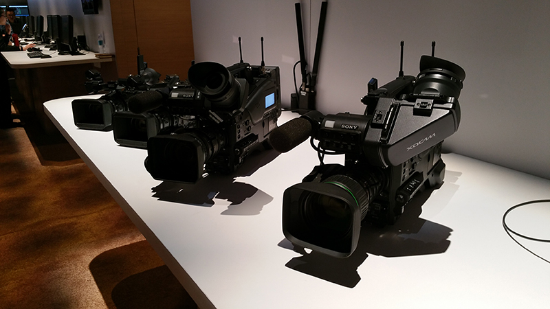 Sony at NAB 2017 – Supporting Professionals at Every Stage of Production 18