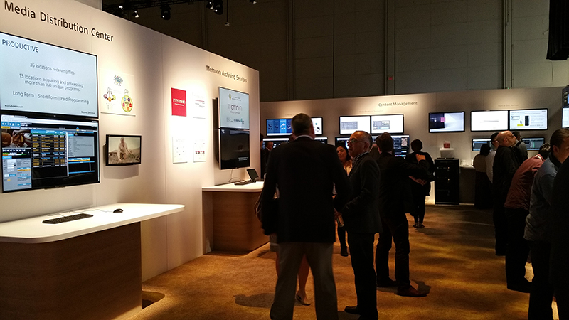 Sony at NAB 2017 – Supporting Professionals at Every Stage of Production 21