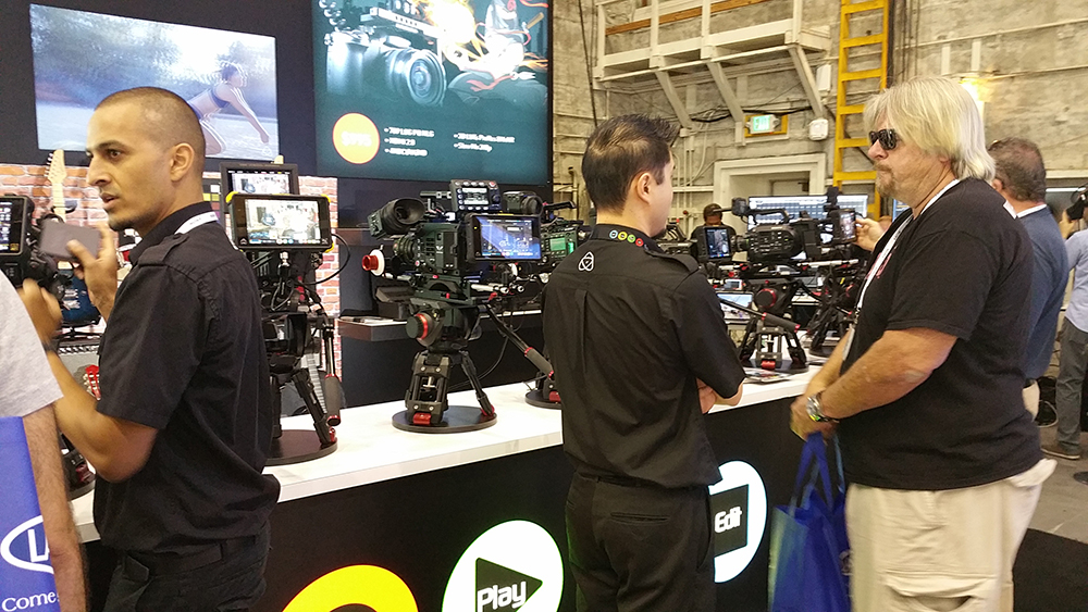 Updates and Announcements from Cine Gear 2017 50
