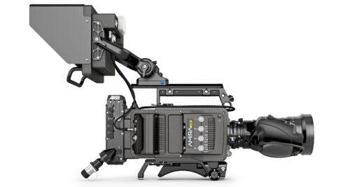 Product shot of ARRI AMIRA Live camera