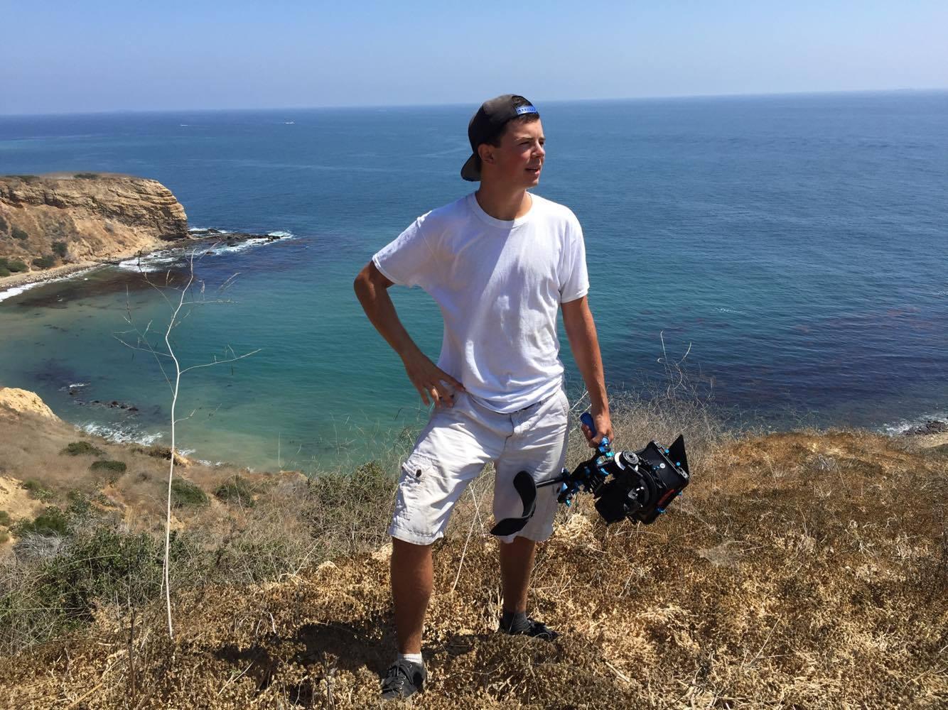 Filmtools Filmmaker Friday featuring Filmmaker Brandon Yavas 2