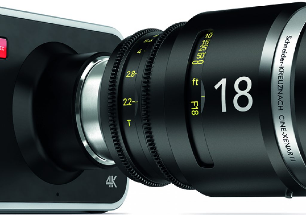 The First 4K Footage From The Blackmagic Production Camera 5