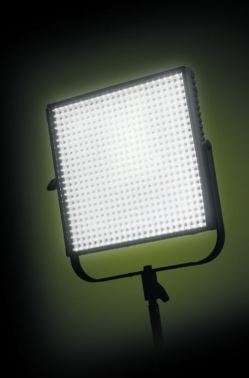 Litepanels Intro's First all-in-one Spot and Flood LED light 1