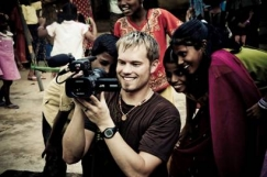 Filmmaker Selects JVC ProHD Camcorder to Shoot Leper Colonies in India 1