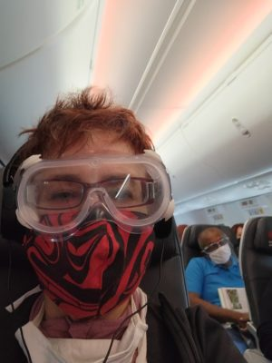 What Happens When a Locked Down Filmmaker Dares to Fly to Europe during Covid-19? 21