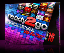 All-New ready2go Projects & Templates Collection Pushes the Limits of Creativity 1