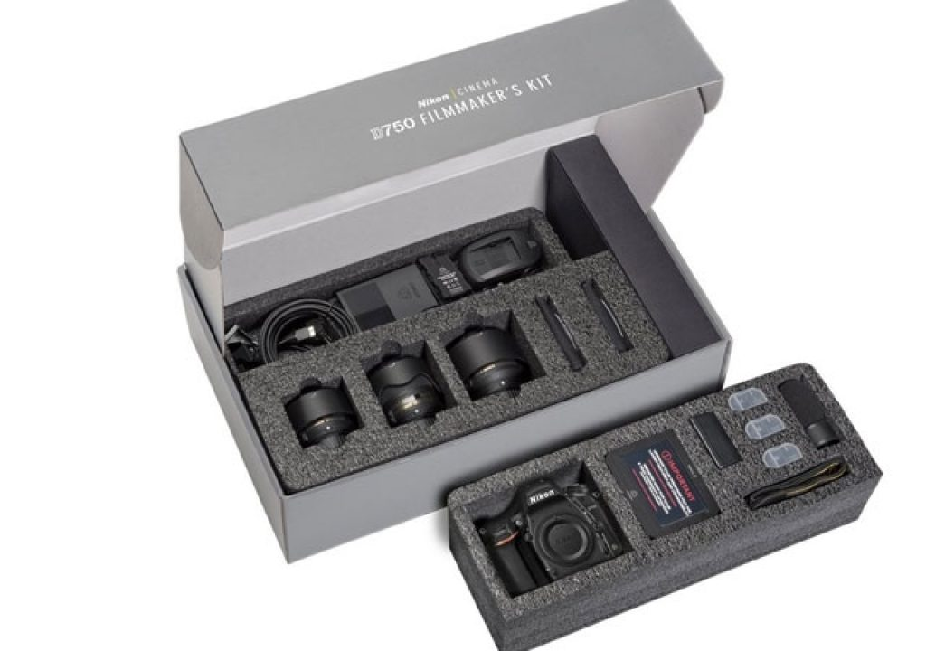 Nikon Creates D750 Filmmaker's Kit 7