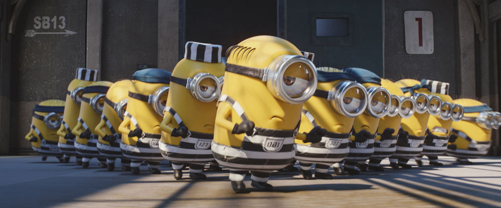 ART OF THE CUT with Despicable Me 3 editor, Claire Dodgson 40