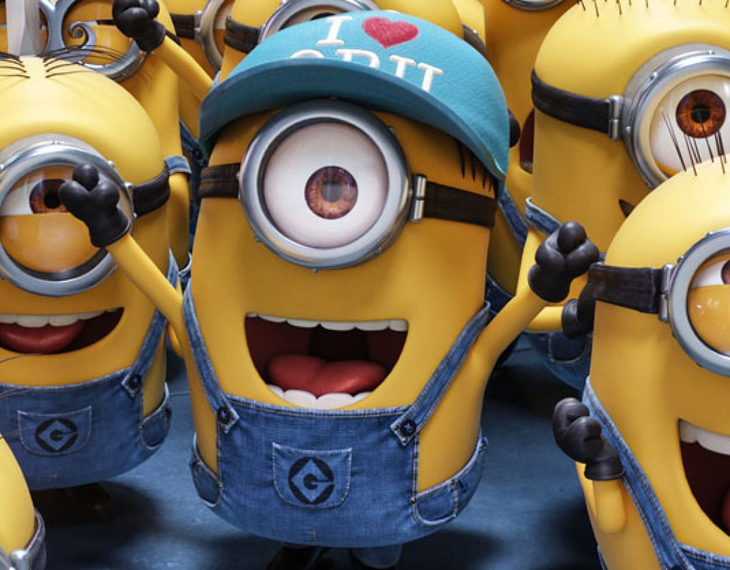 ART OF THE CUT with Despicable Me 3 editor, Claire Dodgson 1