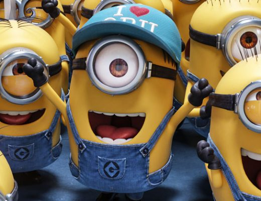 ART OF THE CUT with Despicable Me 3 editor, Claire Dodgson 2