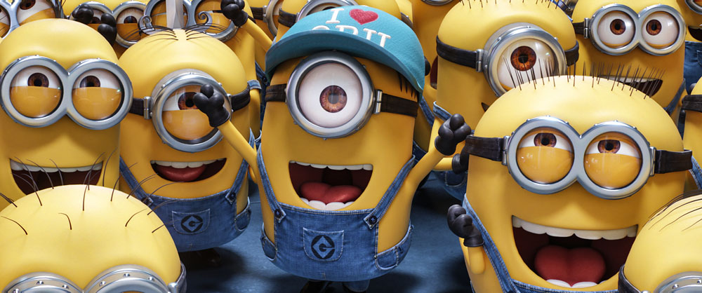 ART OF THE CUT with Despicable Me 3 editor, Claire Dodgson 34