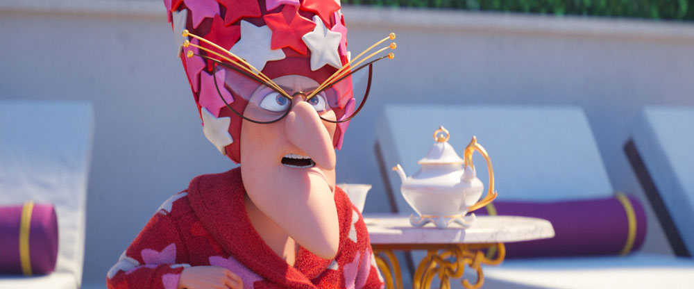 ART OF THE CUT with Despicable Me 3 editor, Claire Dodgson 33