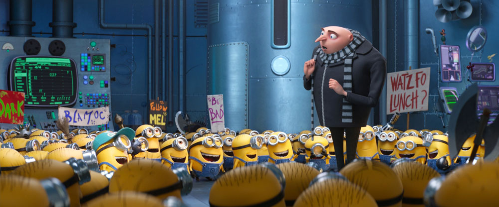 ART OF THE CUT with Despicable Me 3 editor, Claire Dodgson 29