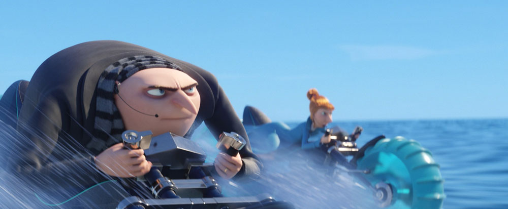 ART OF THE CUT with Despicable Me 3 editor, Claire Dodgson 31