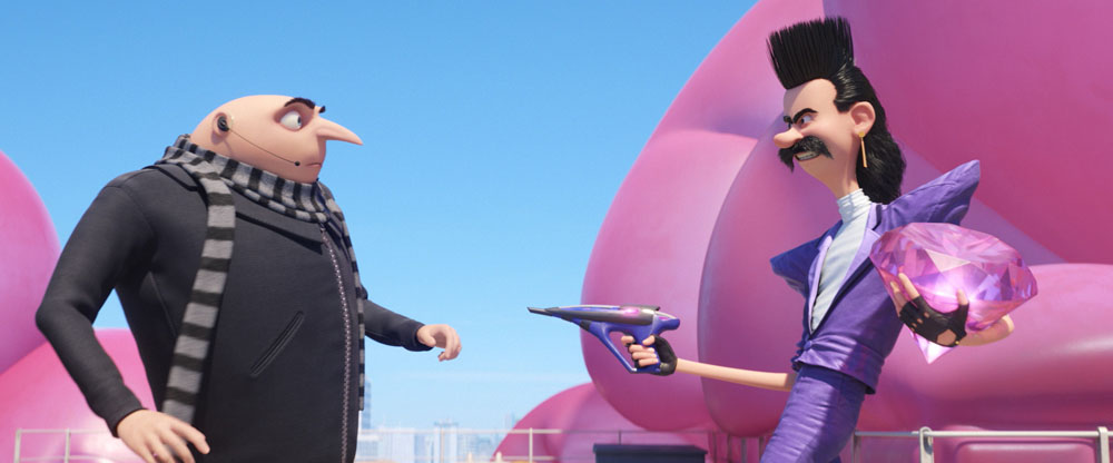 ART OF THE CUT with Despicable Me 3 editor, Claire Dodgson 36