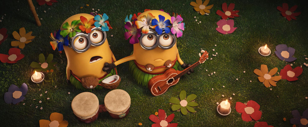 ART OF THE CUT with Despicable Me 3 editor, Claire Dodgson 44