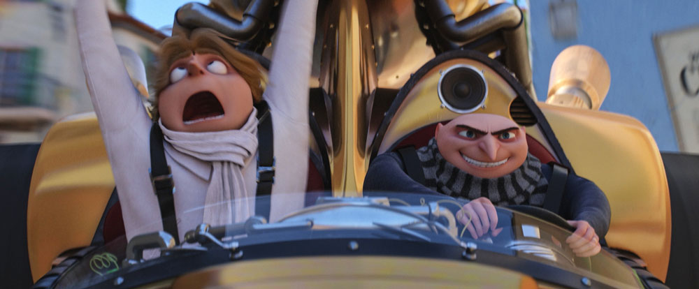 ART OF THE CUT with Despicable Me 3 editor, Claire Dodgson 42