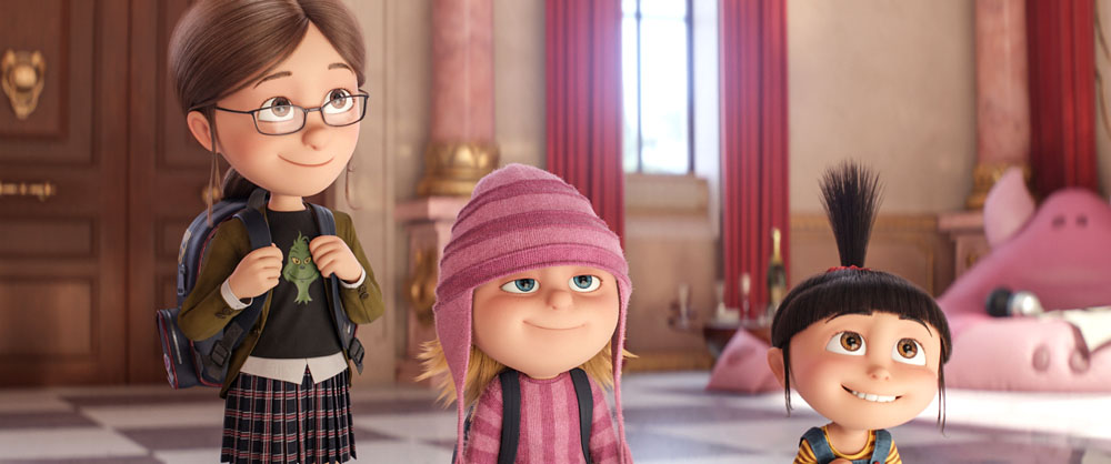 ART OF THE CUT with Despicable Me 3 editor, Claire Dodgson 41