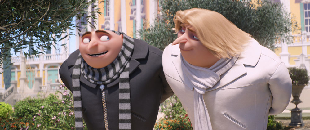 ART OF THE CUT with Despicable Me 3 editor, Claire Dodgson 46