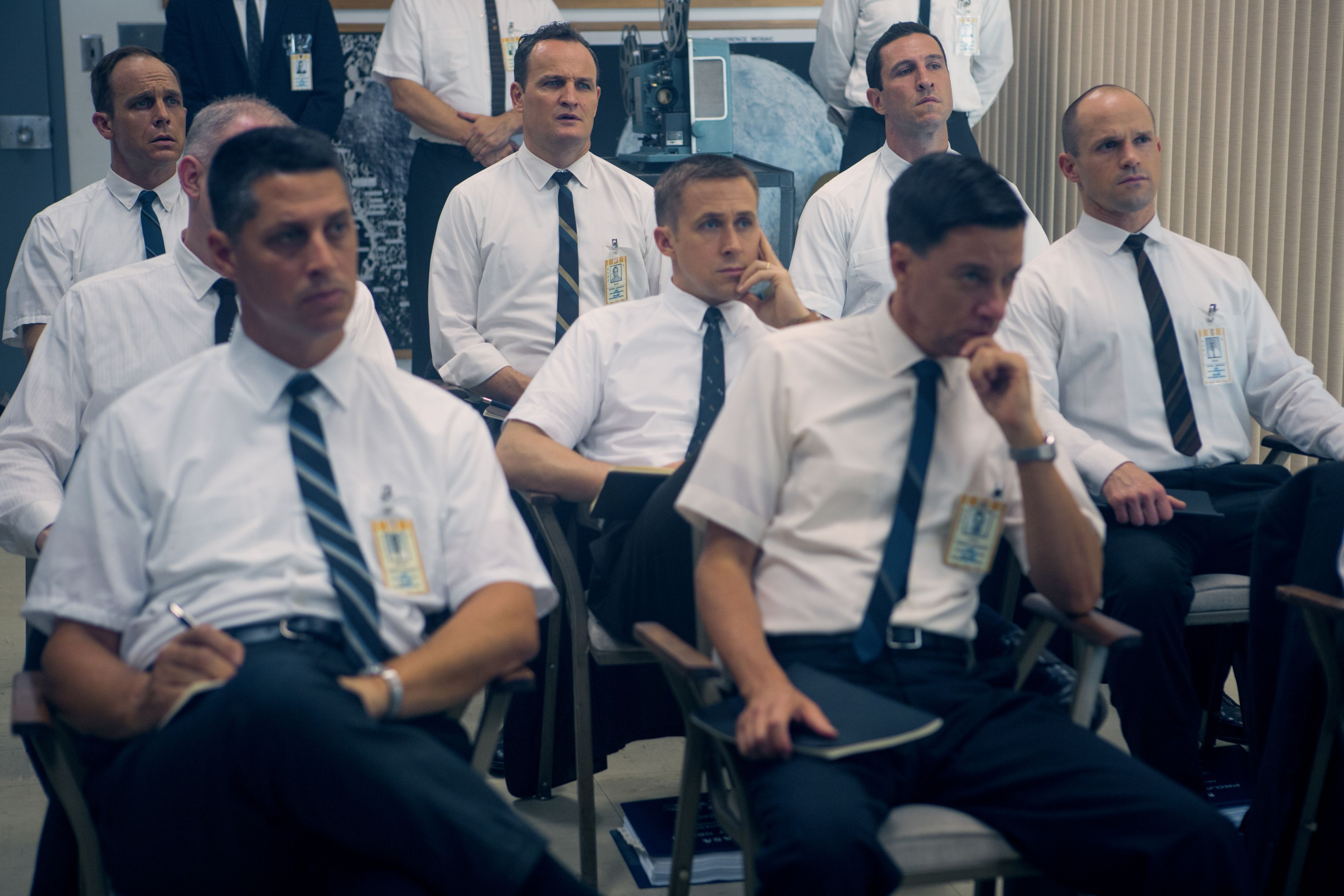 "ART OF THE CUT with Oscar-winner Tom Cross, ACE on editing ""First Man"" 13"