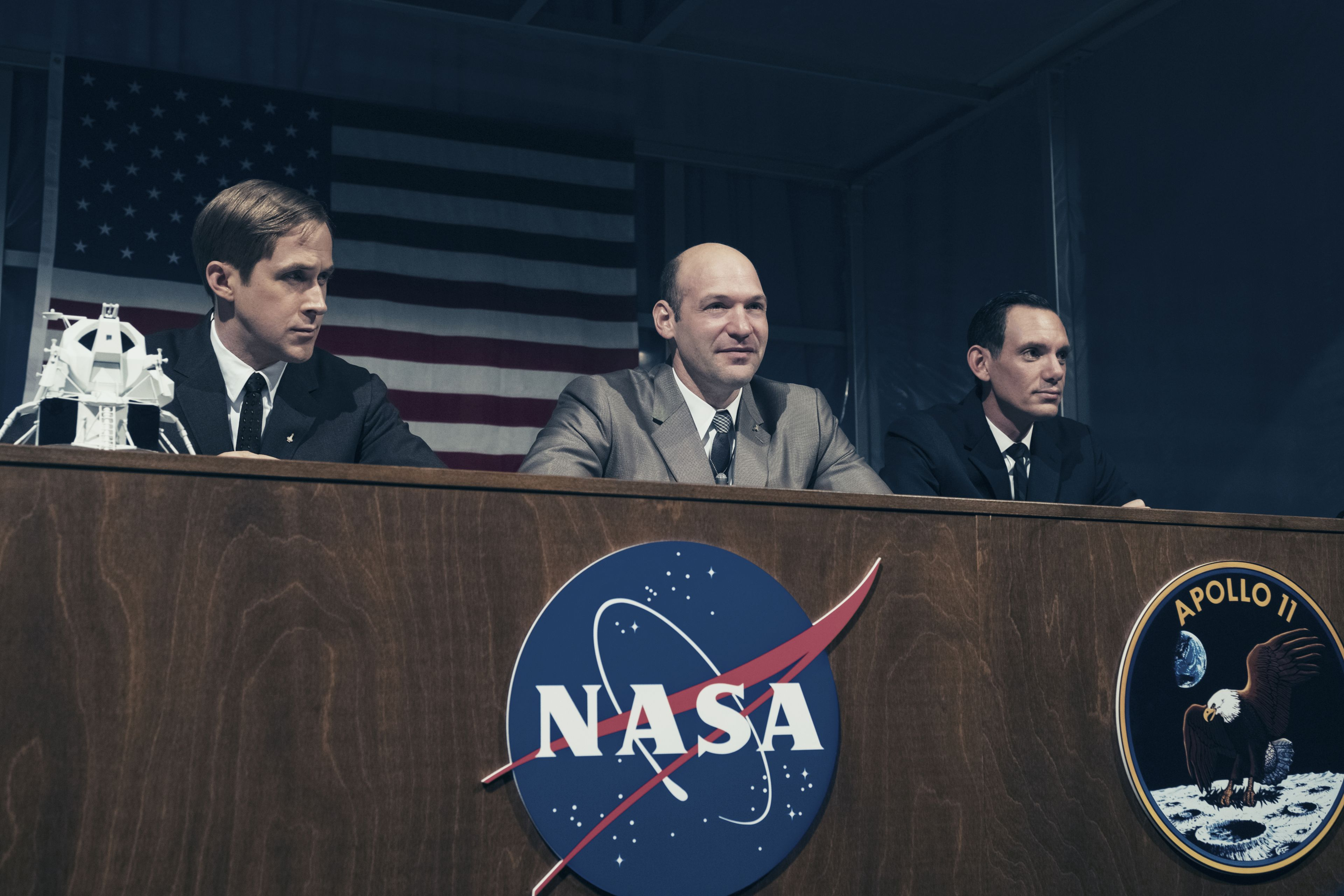 "ART OF THE CUT with Oscar-winner Tom Cross, ACE on editing ""First Man"" 16"