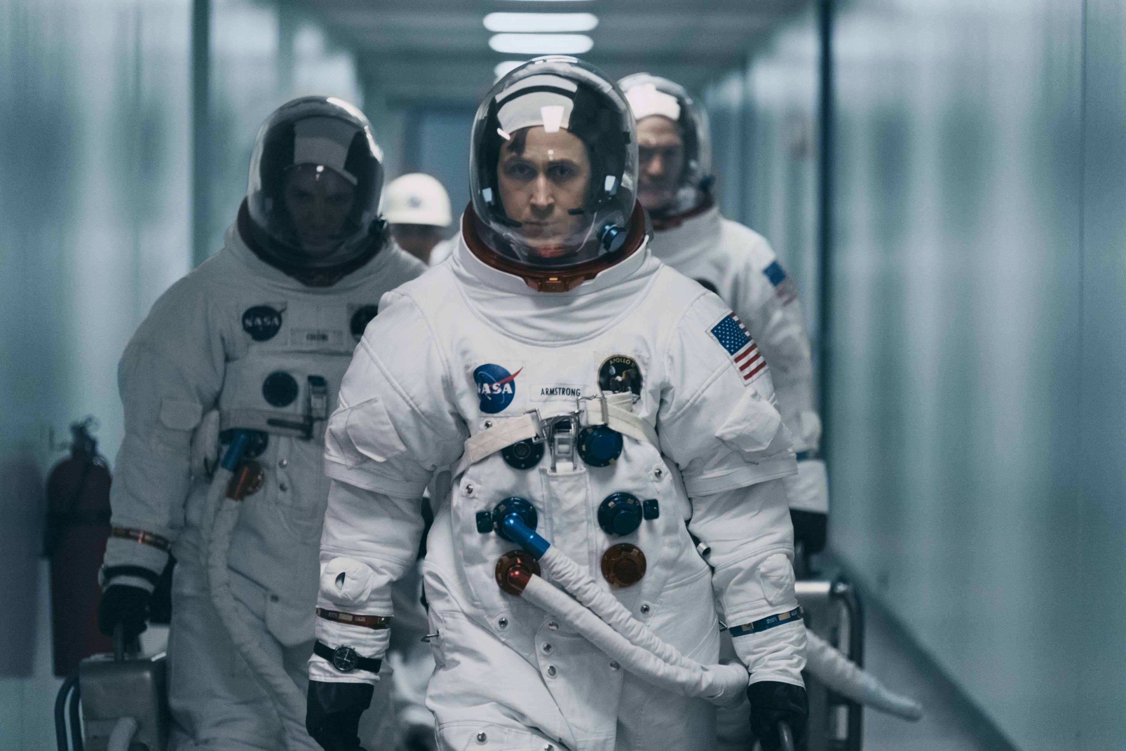 "ART OF THE CUT with Oscar-winner Tom Cross, ACE on editing ""First Man"" 12"