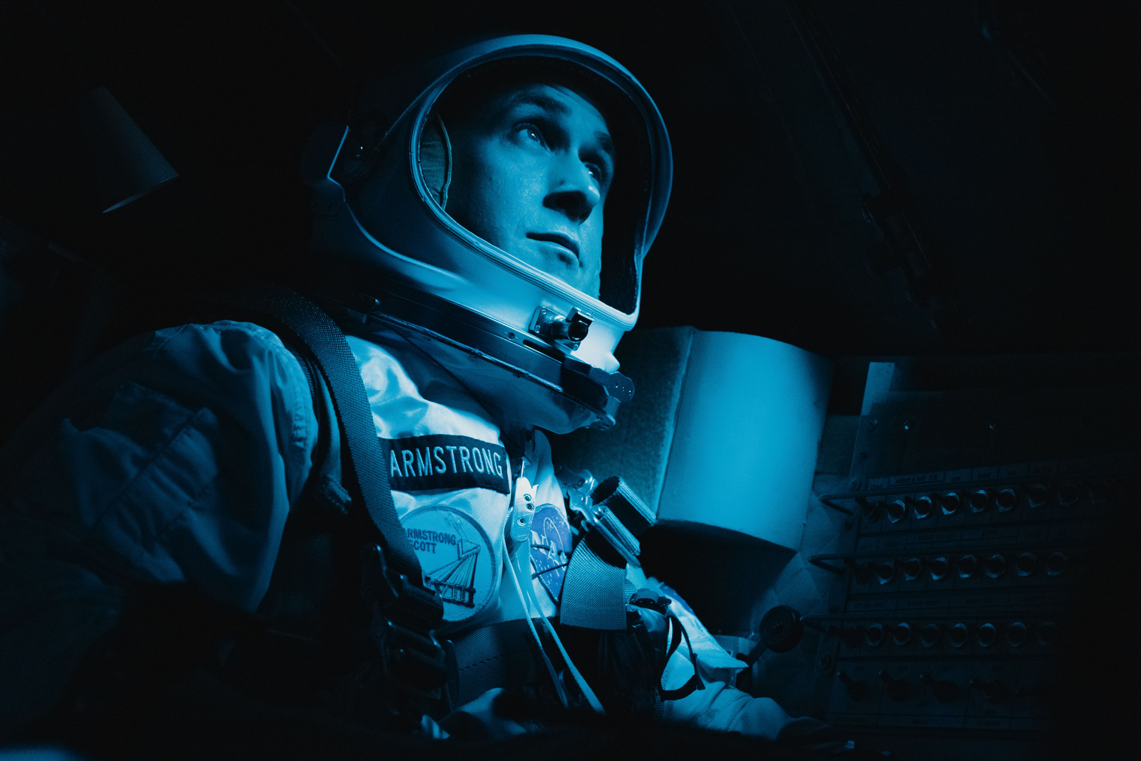 "ART OF THE CUT with Oscar-winner Tom Cross, ACE on editing ""First Man"" 20"