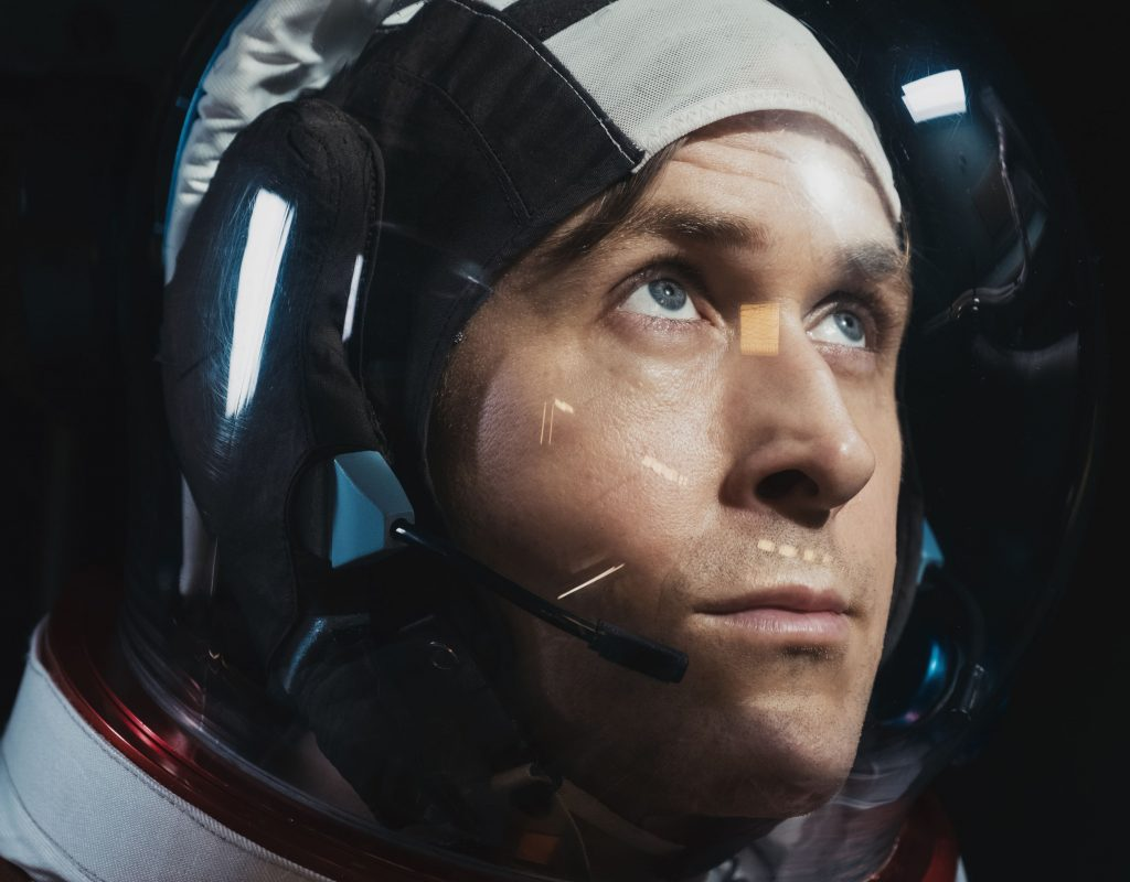 "ART OF THE CUT with Oscar-winner Tom Cross, ACE on editing ""First Man"" 5"