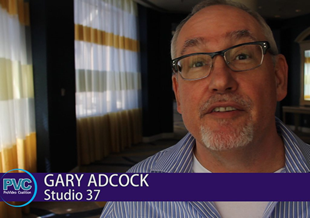 Premiere Pro World Conference: Gary Adcock 1