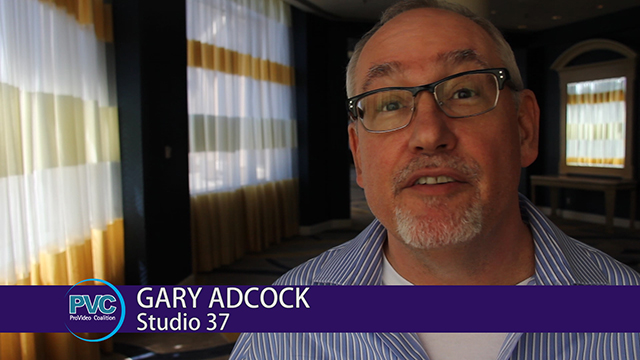 Premiere Pro World Conference: Gary Adcock 3