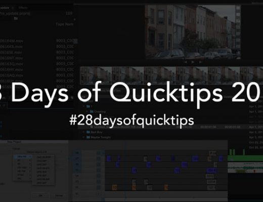All the 2015 #28daysofquicktips in One Handy Link 4