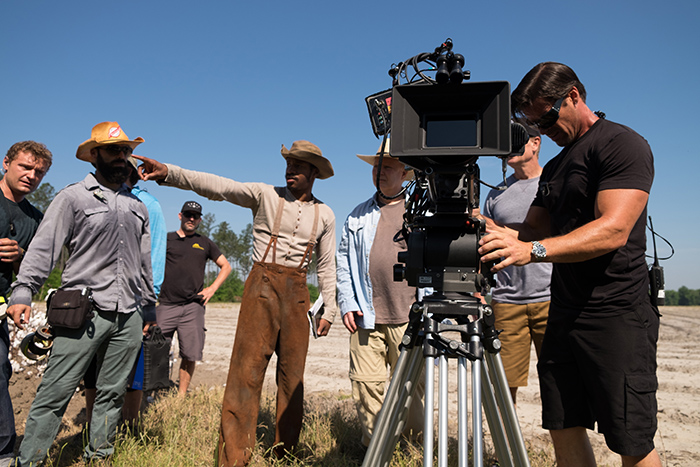 """ART OF THE CUT on """"Birth of a Nation"""" 11"""