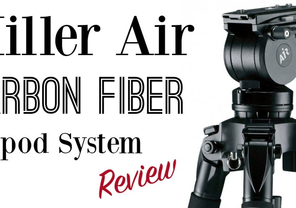 Miller Air Carbon Fiber Tripod System Review 25