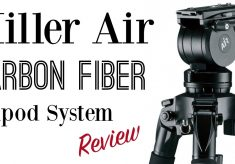 Miller Air Carbon Fiber Tripod System Review