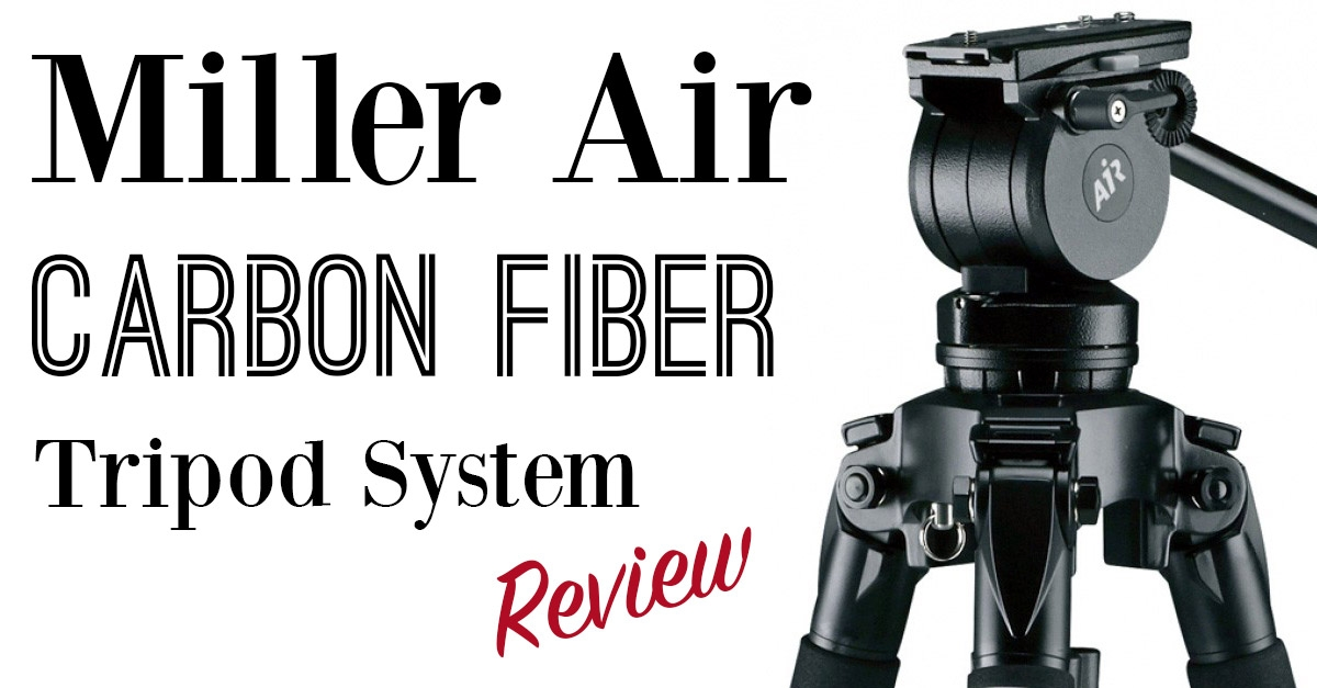 Miller Air Carbon Fiber Tripod System Review 3